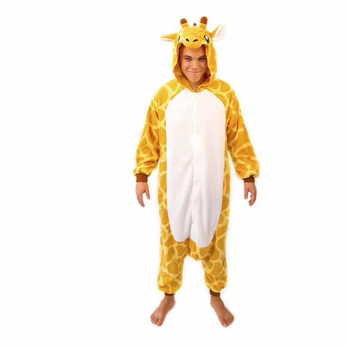 Giraffdräkt kigurumi